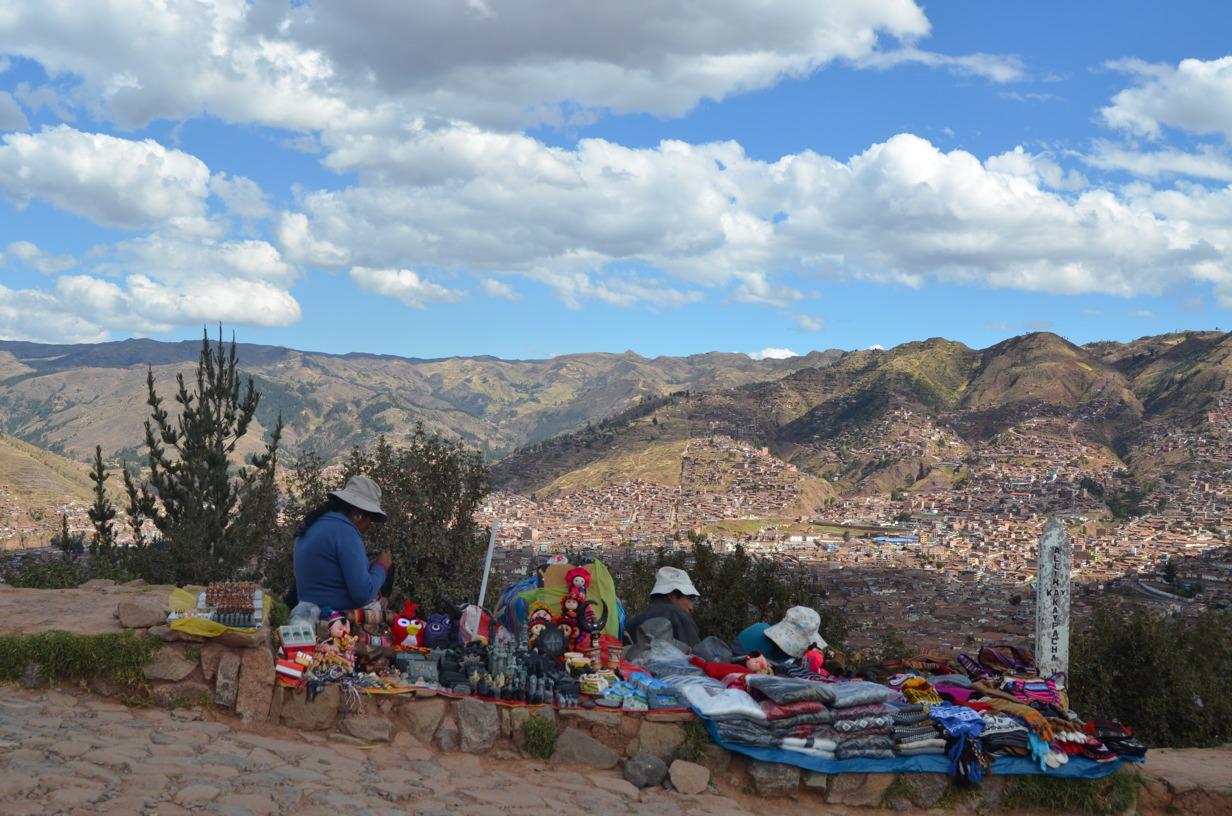 Vendeuse Cuzco