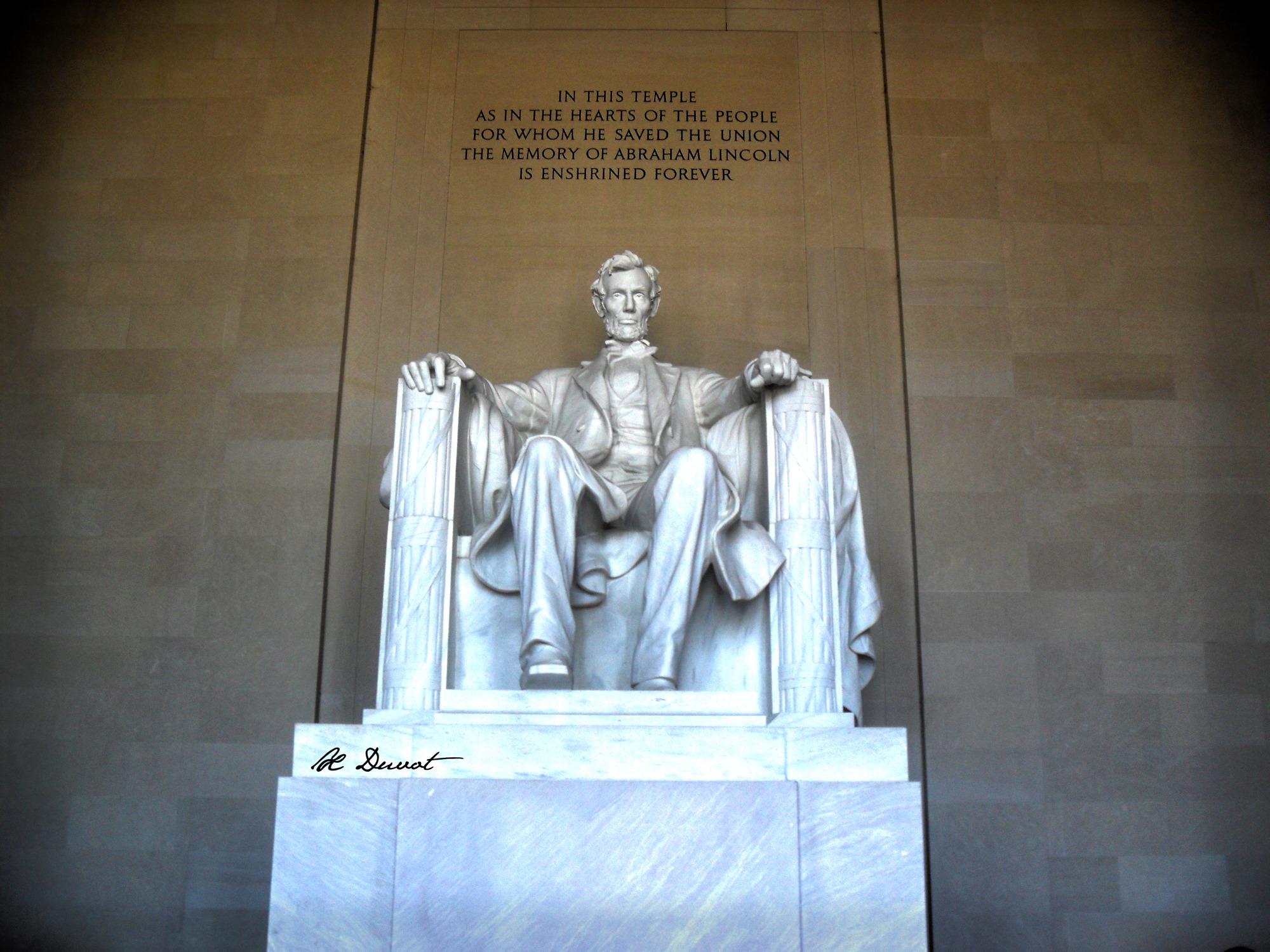 Lincoln Memorial-2