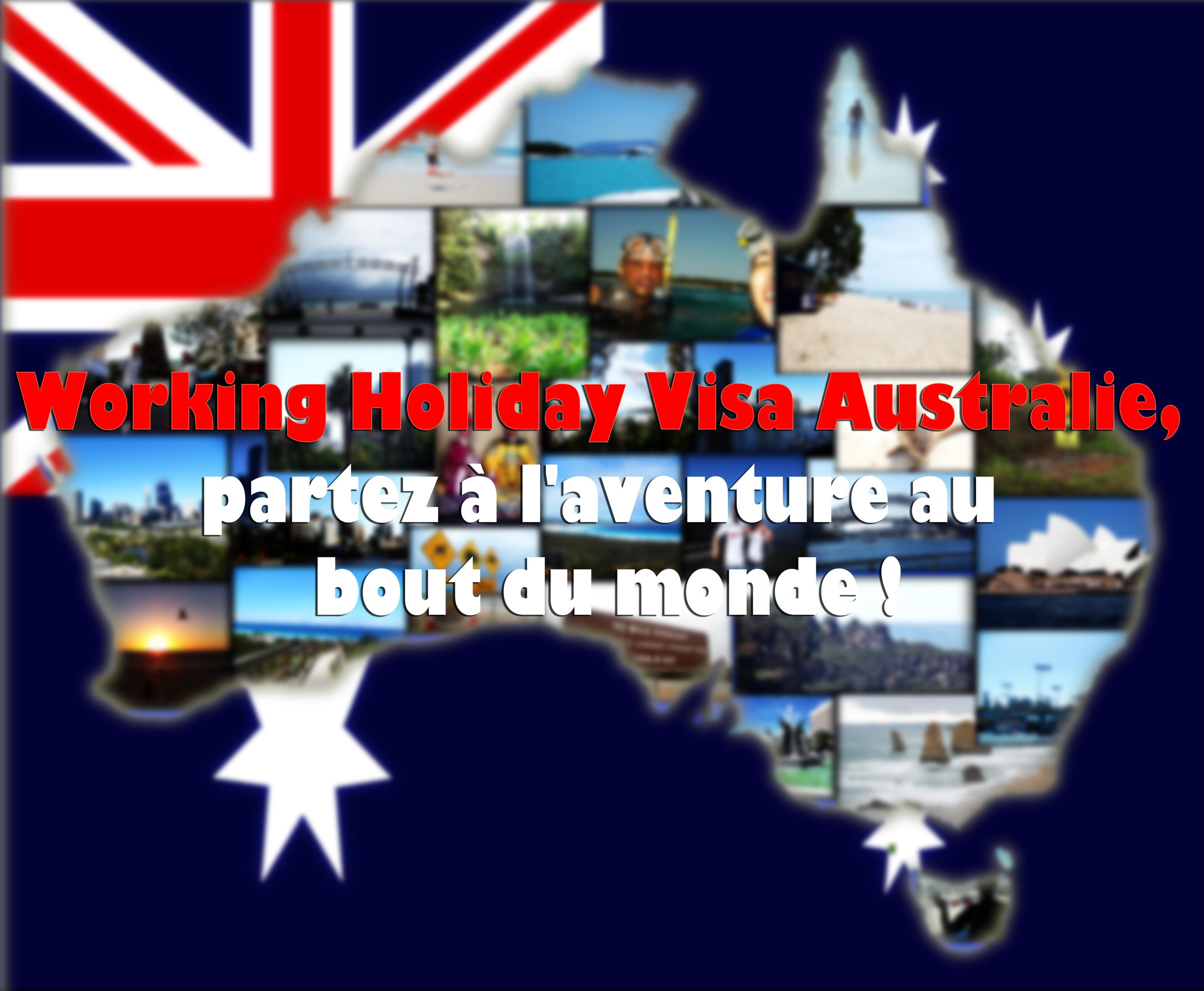 montage Australie