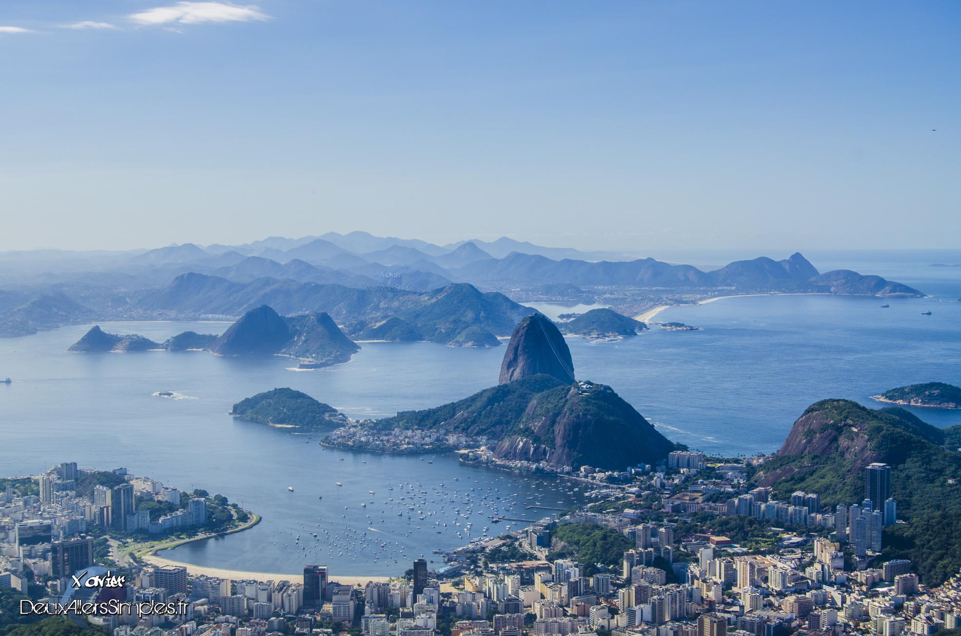 Vue-Panoramique-du-Corcovado-sur-Copacabana-Rio-de-Janeiro