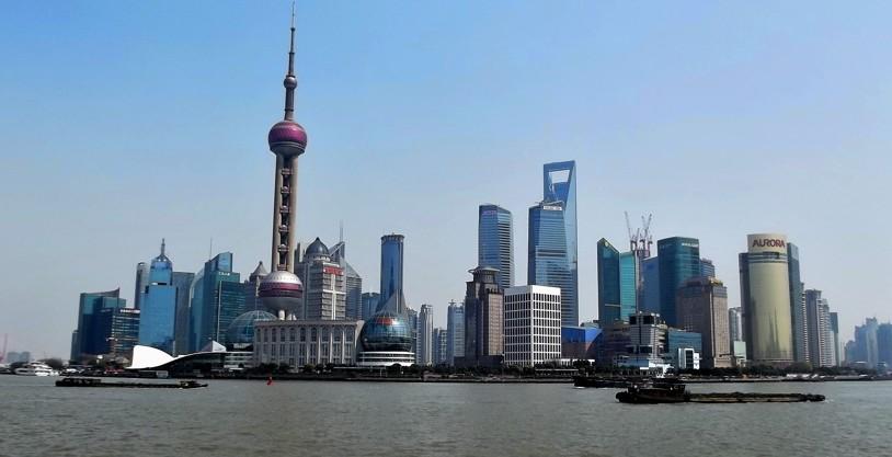 Shanghai, Chine, ville du monde