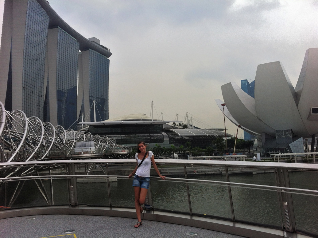 Visite à Singapour