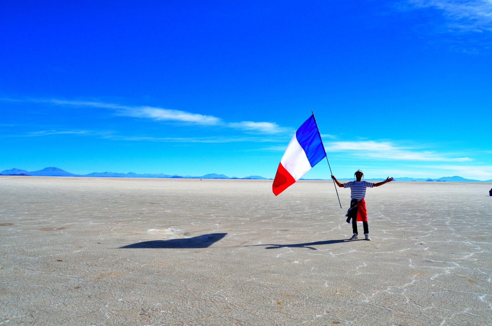 Reconnaître un Français en Voyage