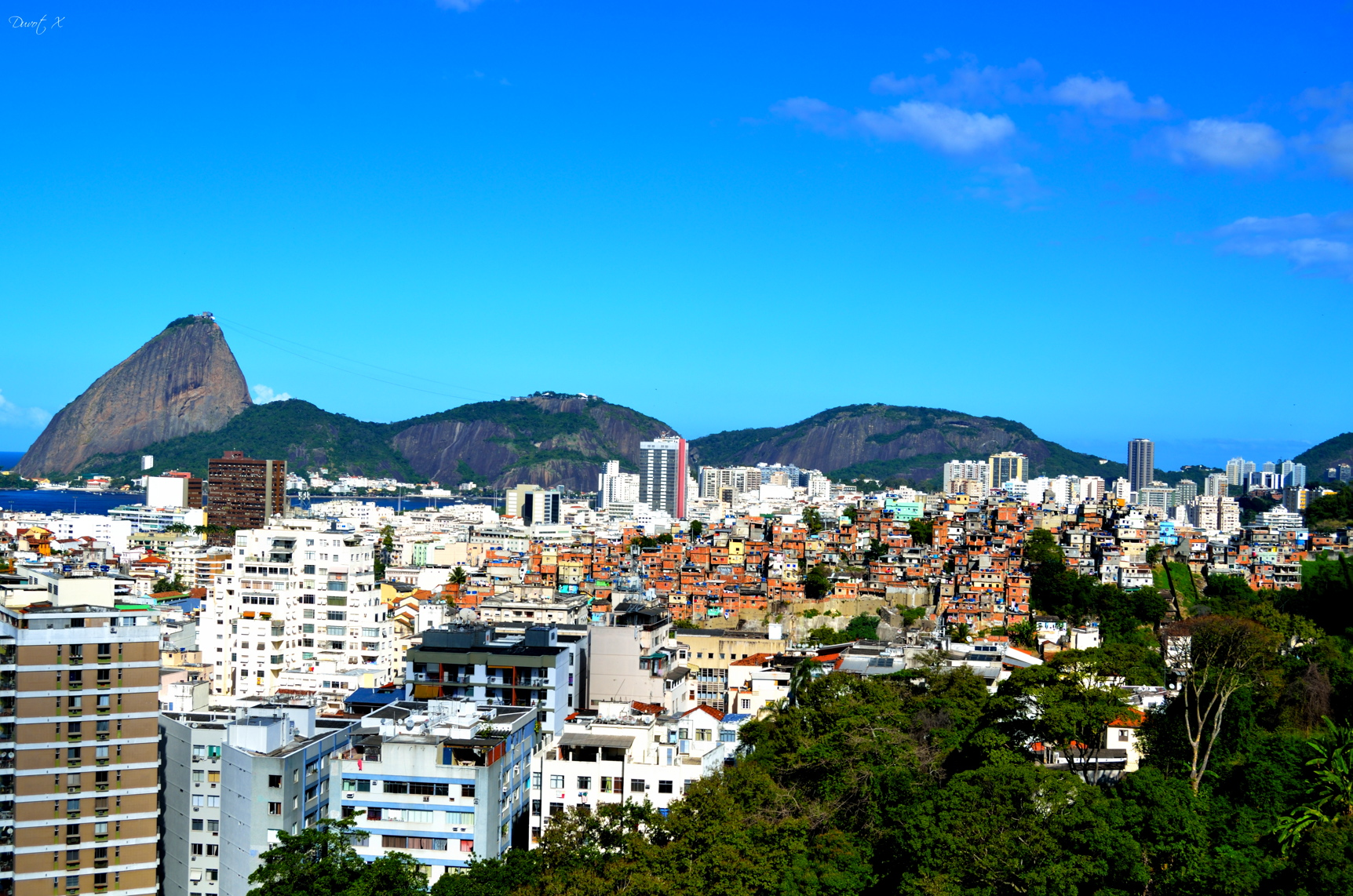 Favelas Rio de Janeiro, voyage au brésil