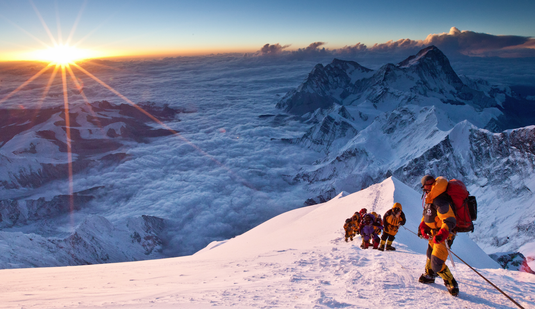 Anecdotes sur l'Everest
