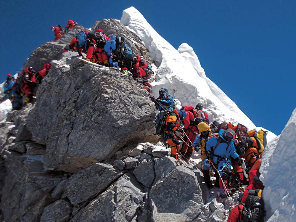 Anecdotes Everest