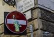 Street art dans les rues de Florence