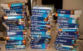 guides Lonely planet à gagner