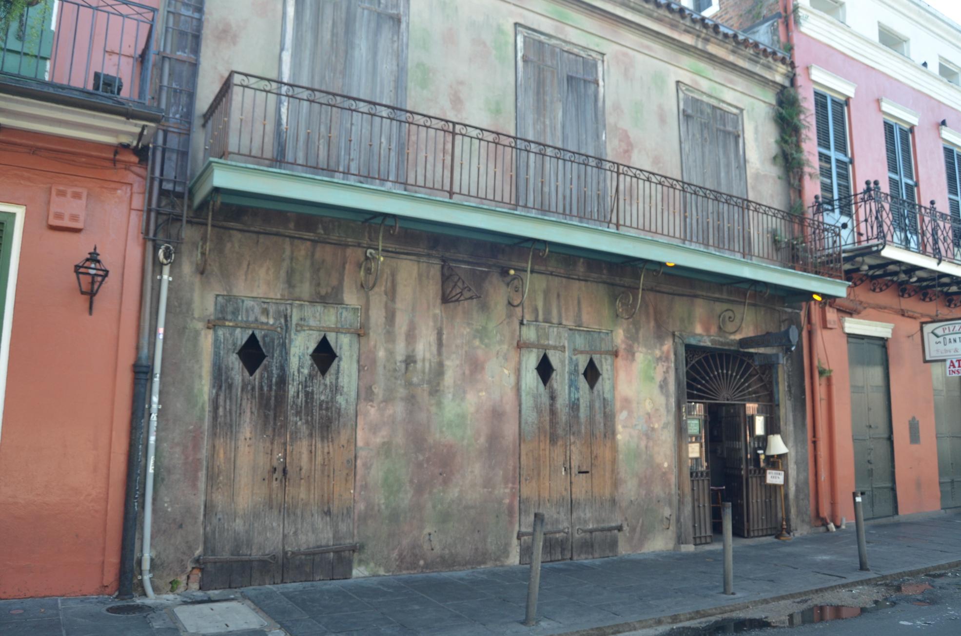 Preservation Hall nouvelle orléans
