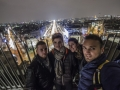 Photo sur l'Arc de Triomphe