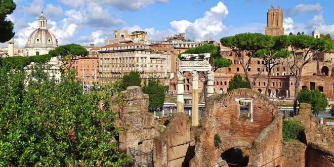 Rome et son histoire – Visite de la Rome antique à travers 5 lieux